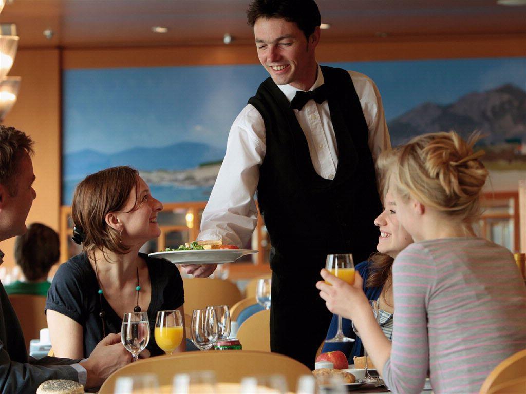 Рассказы о официантках 1 фотография