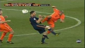 Soccer. The dutch way.