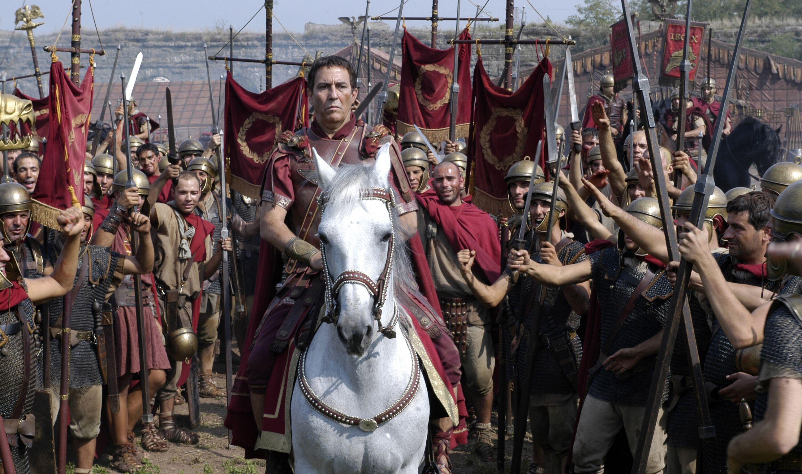 the rise and fall of gaius julius caesar