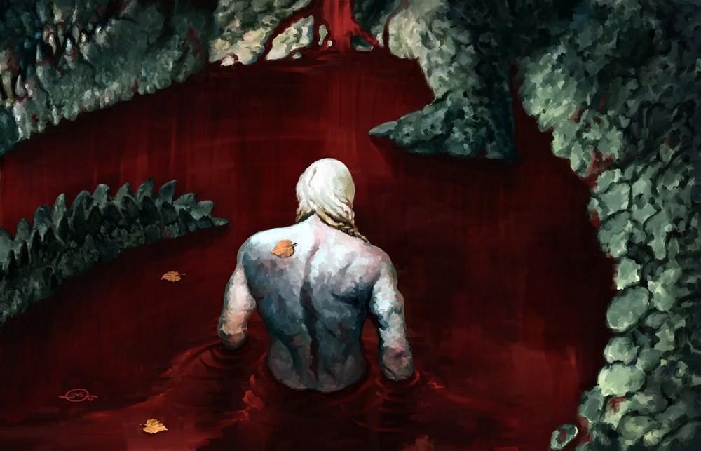Αποτέλεσμα εικόνας για Siegfried blood fafnir